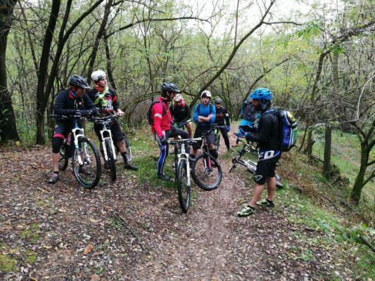 Candelo: Corsi di formazione guida Mountain Bike con CSEN