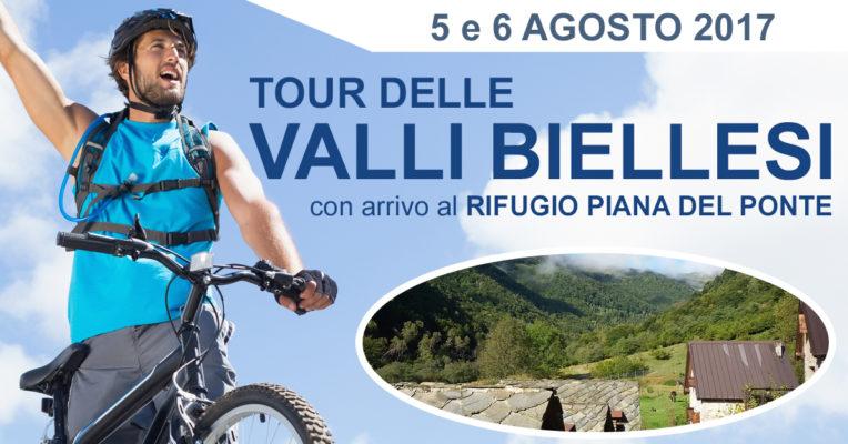 Tour delle Valli Biellesi - 5 e 6 agosto 2017