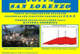 Cronoscalata Coppa San Lorenzo – 10/08/17
