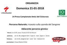 14° Prova Campionato Amici del Ciclocross