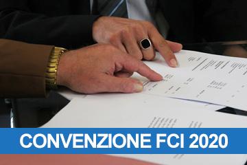 Convenzione FCI 2020